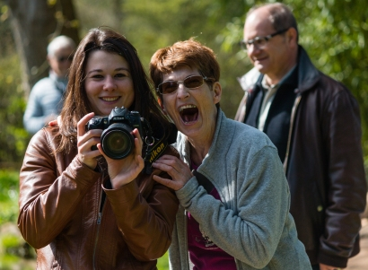 Pascal Bonnet - Balade à l'Arboretum de Chatenay Malabry 06-04-2017-48